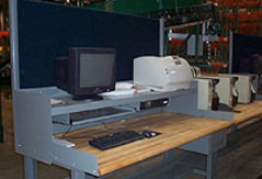 Computer Workstation Table