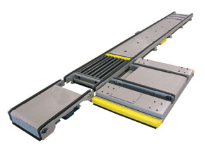 Pallet Chain Drag Conveyor